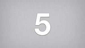 Module 5 - Overcoming Fear