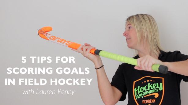 5 tips for goal scoring