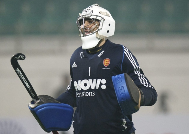 5 Hockey Goalkeeper Tips From Gb Goalie George Pinner