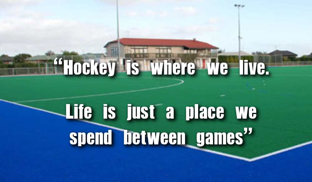 20 Motivational Field Hockey Quotes -
