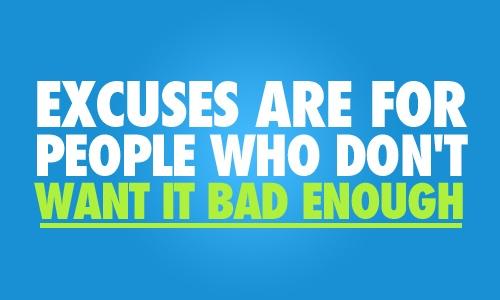 excuses (1)