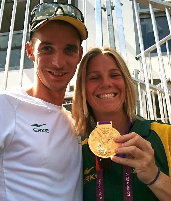 Olympic medal James thompson
