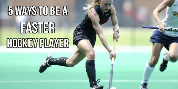 Speed And Agility For Field Hockey