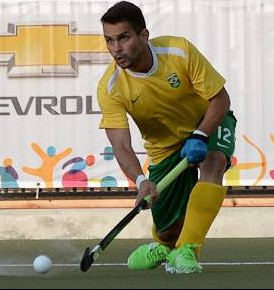 Bruno Sousa, Brazil National Hockey Player